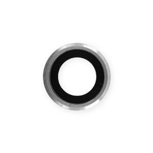 Купить Стекло задней камеры (Silver) для iPhone 6s Plus