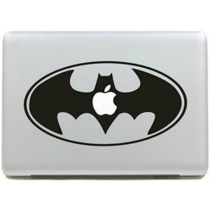 Купить Наклейка Batman Logo для MacBook