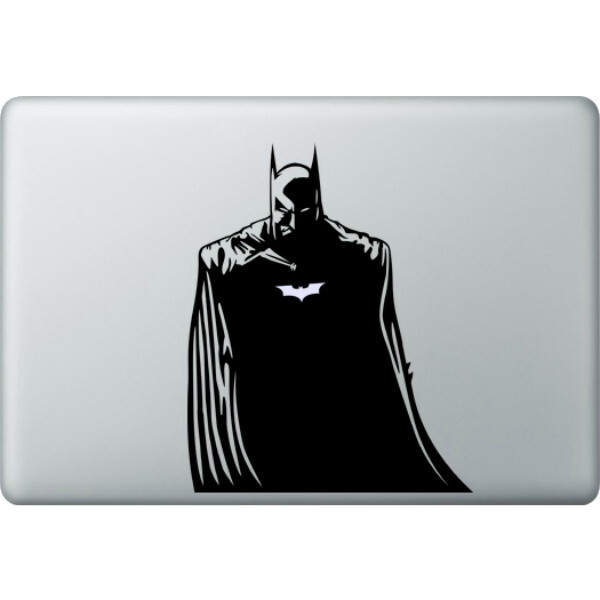 Наклейка Batman для MacBook