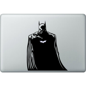 Купить Наклейка Batman для MacBook