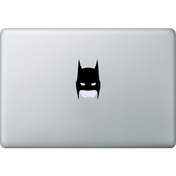 Наклейка Batman Head для MacBook