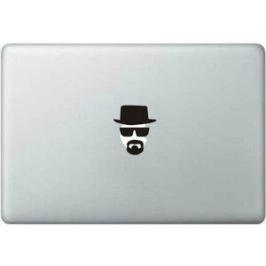 Купить Наклейка oneLounge Breaking Bad Хайзенберг для MacBook