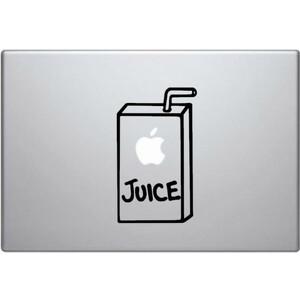 Купить Наклейка JUICE для MacBook