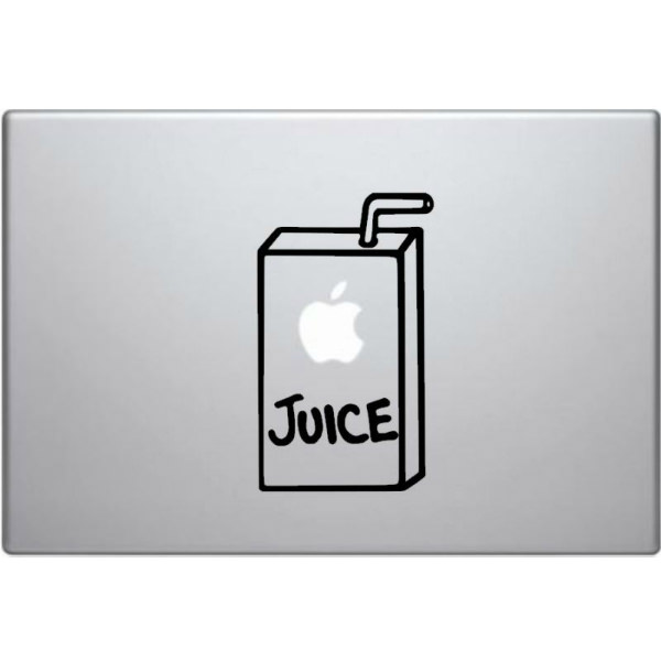 Наклейка iLoungeMax JUICE для MacBook