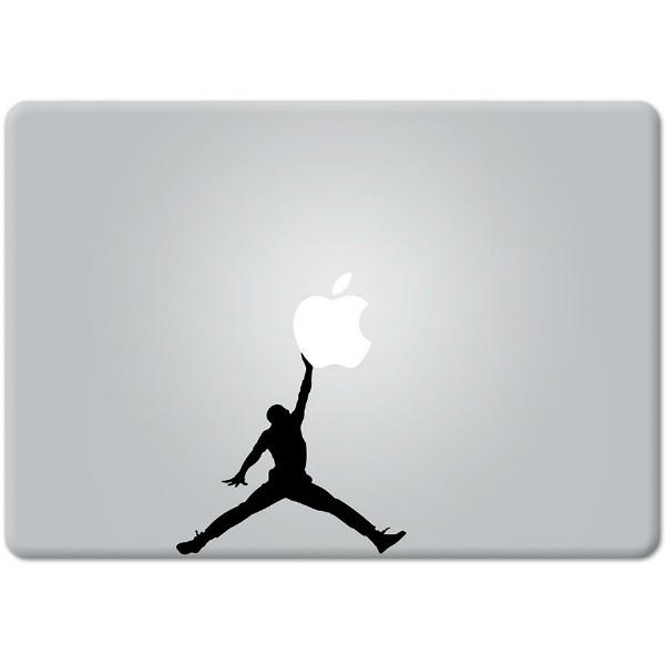 Наклейка Michael Jordan для MacBook