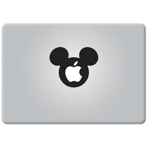 Купить Наклейка Mickey Mouse для MacBook