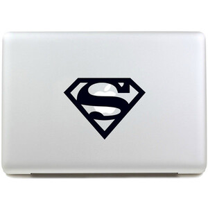 Купить Наклейка Superman для MacBook