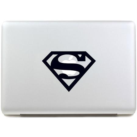 Наклейка iLoungeMax Superman для MacBook