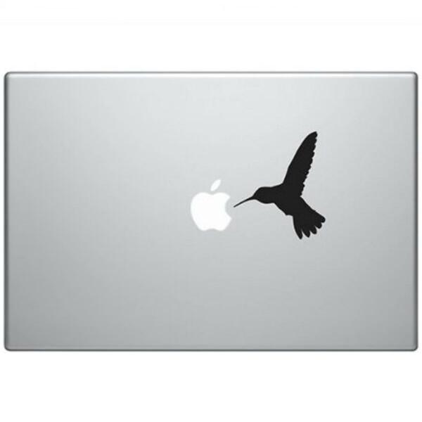 Наклейка Колибри для MacBook