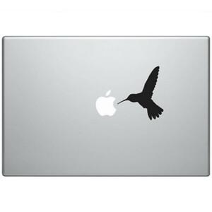 Купить Наклейка Колибри для MacBook