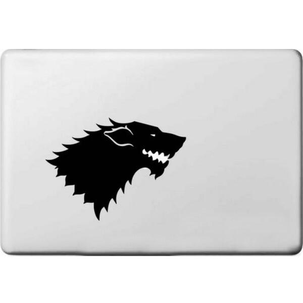 Наклейка Monster для MacBook