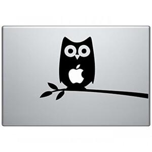 Купить Наклейка Сова для MacBook