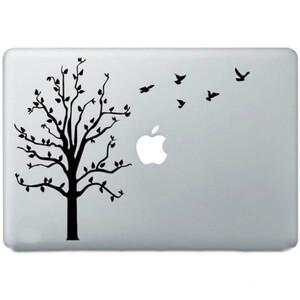 Купить Наклейка Дерево для MacBook