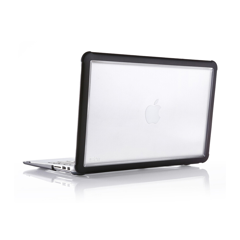 Чехол STM Dux Black для MacBook Air 13""