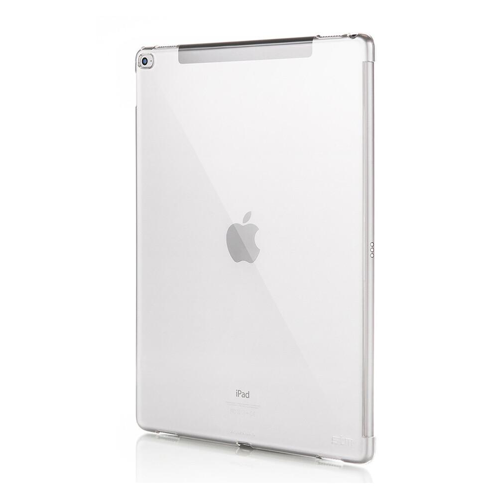 """Прозрачный чехол STM Half Shell Clear для iPad Pro 12.9"""""""