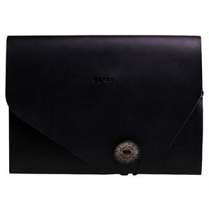 Купить Чехол d-park Envelope Black из натуральной кожи для iPad mini 4/3/2