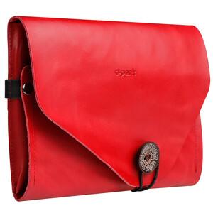 Чехол d-park Envelope Red из натуральной кожи для iPad mini 3/2