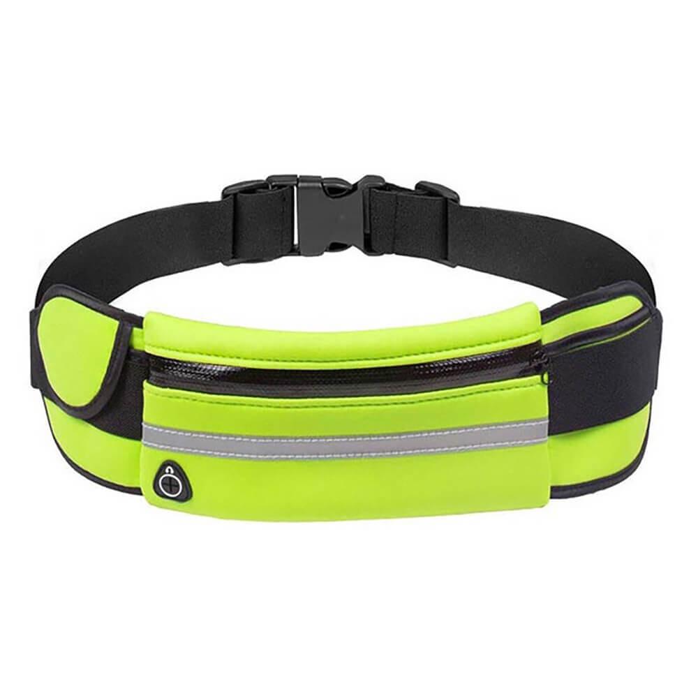 Спортивная поясная сумка iLoungeMax Sports Waist Bag для iPhone (Green)