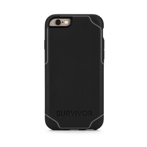 Купить Чехол Griffin Survivor Journey Black/Dark Grey для iPhone 6/6s