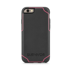 Купить Чехол Griffin Survivor Journey Grey/Dark Pink для iPhone 6/6s