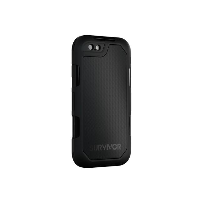 Чехол Griffin Survivor Summit Black для iPhone 6/6s