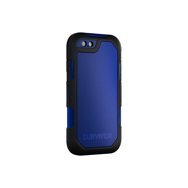 Чехол Griffin Survivor Summit Dark Blue/Black для iPhone 6/6s