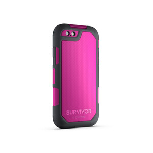 Купить Чехол Griffin Survivor Summit Dark Pink/Dark Grey для iPhone 6/6s
