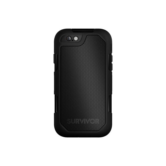 Чехол Griffin Survivor Summit Black для iPhone 6/6s Plus