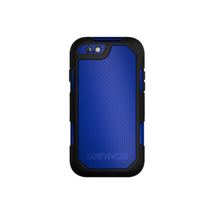 Купить Чехол Griffin Survivor Summit Dark Blue/Black для iPhone 6/6s Plus