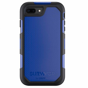 Купить Защитный чехол Griffin Survivor Summit Black/Blue для iPhone 7 Plus/8 Plus