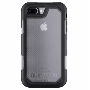 Купить Защитный чехол Griffin Survivor Summit Black/Clear для iPhone 7 Plus