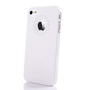 Купить Женский чехол Sweet Heart White для iPhone 5/5S/SE