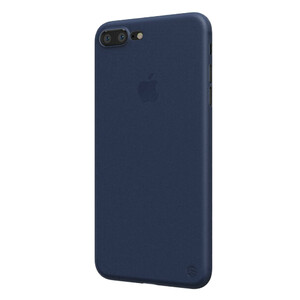 Купить Ультратонкий чехол SwitchEasy 0.35mm Midnight Blue для iPhone 7 Plus/8 Plus
