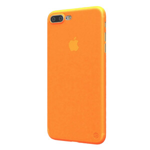 Купить Ультратонкий чехол SwitchEasy 0.35mm Neon Orange для iPhone 7 Plus/8 Plus