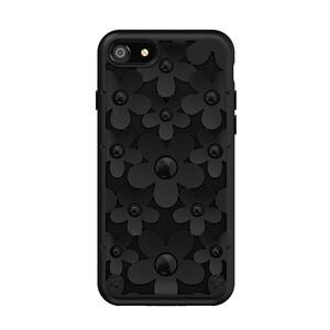 Купить 3D чехол SwitchEasy Fleur Black для iPhone 7/8