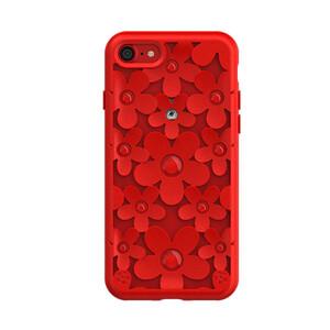 Купить 3D чехол SwitchEasy Fleur Red для iPhone 7/8