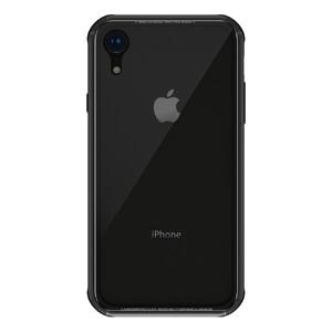 Купить Стеклянный чехол SwitchEasy iGlass Black для iPhone XR