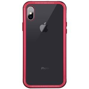 Купить Стеклянный чехол SwitchEasy iGlass Red для iPhone X/XS