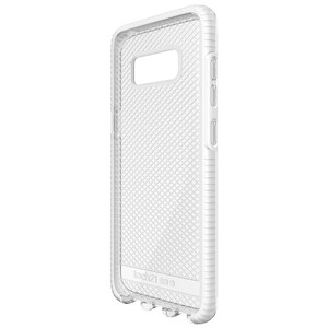Купить Противоударный чехол Tech21 Evo Check Clear/White для Samsung Galaxy S8