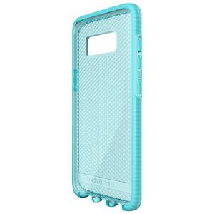 Купить Противоударный чехол Tech21 Evo Check Light Blue/White для Samsung Galaxy S8