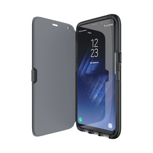 Купить Флип-чехол Tech21 Evo Wallet Case Black для Samsung Galaxy S8