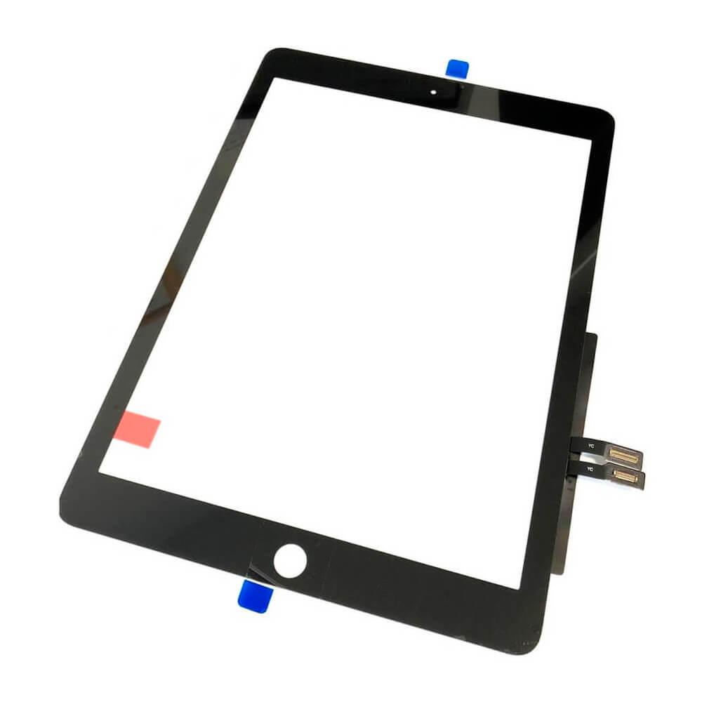 Купить Тачскрин (сенсорное стекло) для iPad 9,7″ (2018) Black