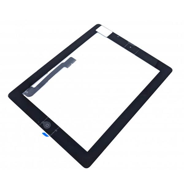 Тачскрин (сенсор) Black для iPad 3 | 4 (оригинал)