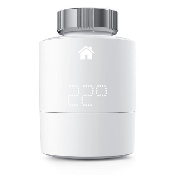 Умный радиаторный термоклапан (термостат)  tado° Smart Radiator Thermostat