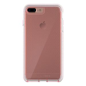 Купить Противоударный чехол Tech21 Evo Check Rose Tint/White для iPhone 7 Plus/8 Plus