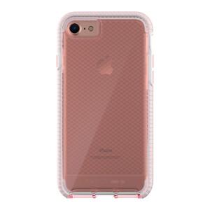 Купить Противоударный чехол Tech21 Evo Check Rose Tint/White для iPhone 7/8