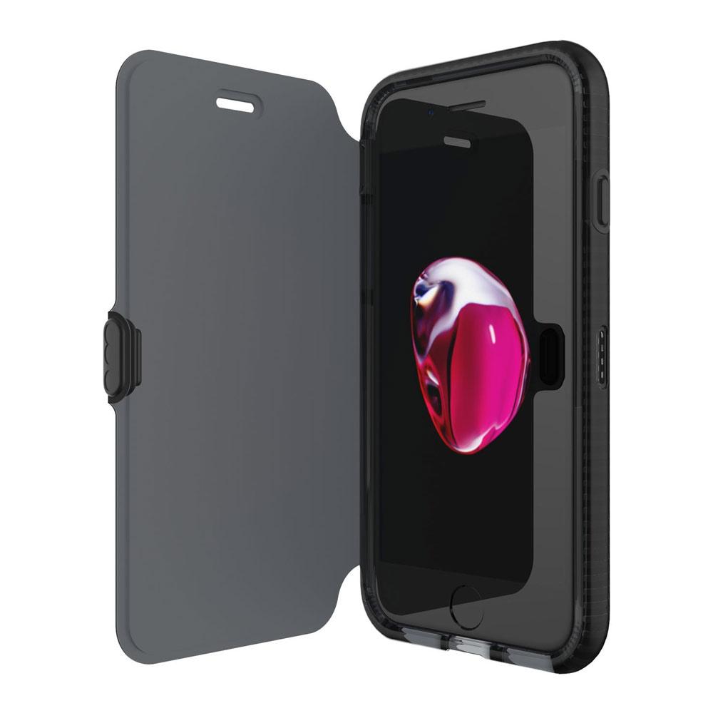 Купить Противоударный чехол Tech21 Evo Wallet Black для iPhone 7 | 8 | SE 2020