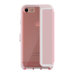 Купить Противоударный чехол Tech21 Evo Wallet Light Rose для iPhone 7