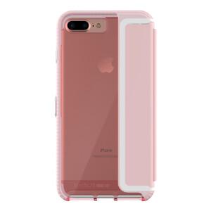Купить Противоударный чехол Tech21 Evo Wallet Light Rose для iPhone 7 Plus