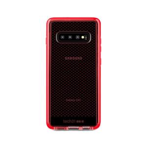 Купить Противоударный чехол Tech21 Evo Check Bright Rouge для Samsung Galaxy S10 Plus